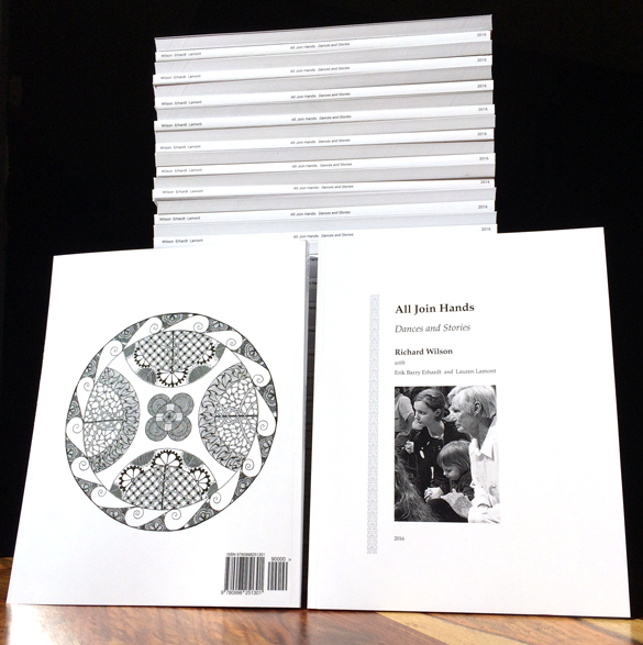 Erik's 50 printed copies for sale. If all are sold through Erik, this will raise $750 for youth scholarships.